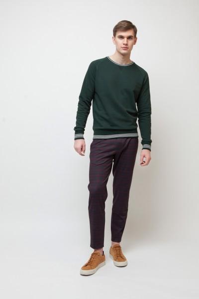 Geringeltes Sweatshirt für Männer