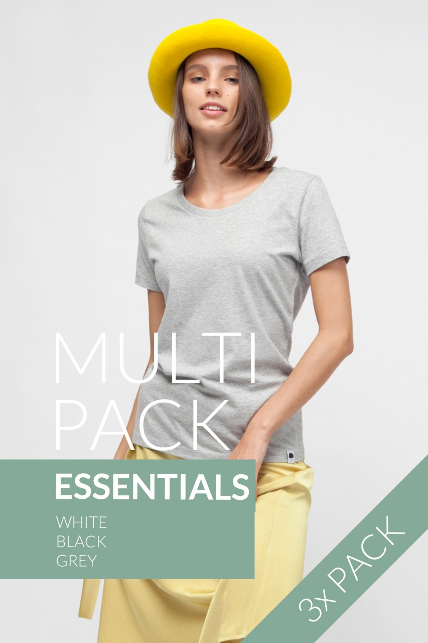 """3er Pack """"Essential Colours Pack"""""""