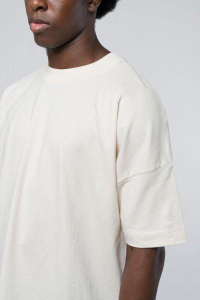 Heavy Boxed T-Shirt aus Bio Baumwolle