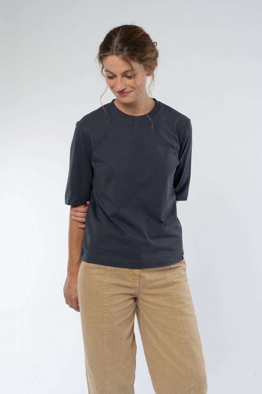 Heavy Long Sleeve Shirt aus Bio Baumwolle