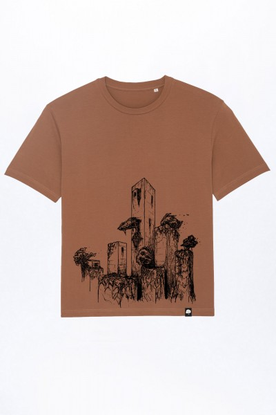 Stadt Bio Boxy T-Shirt