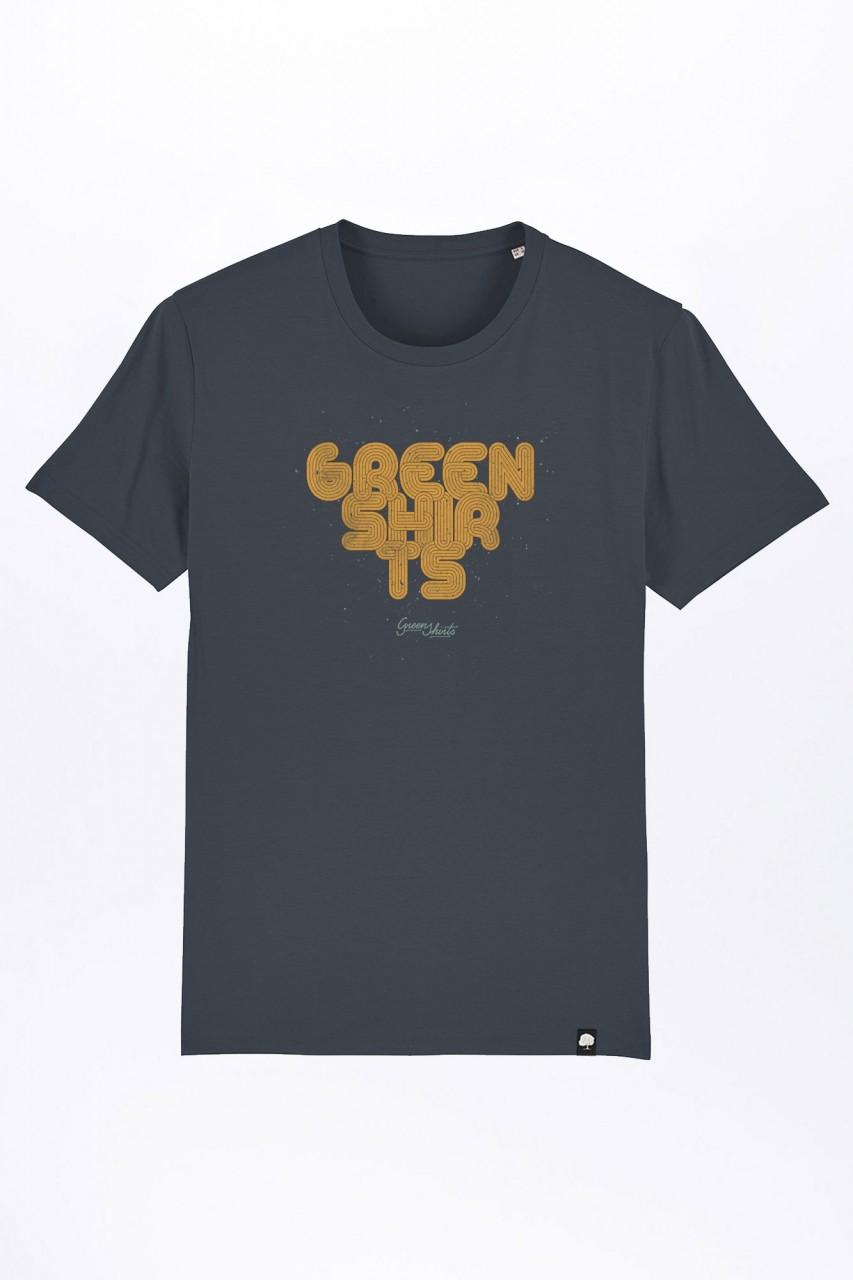 Melange Green TS Bio T-Shirt