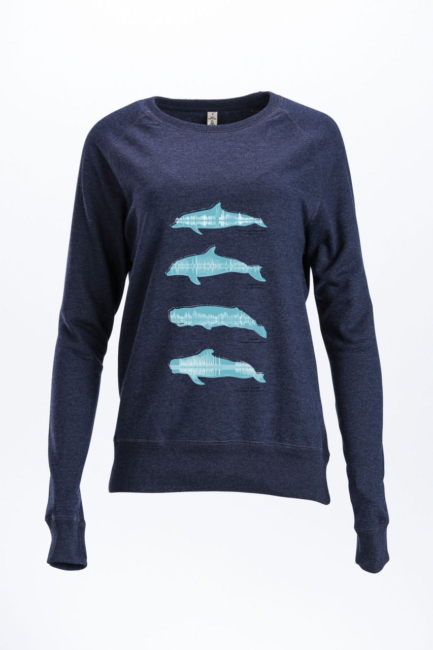 Sound of the Sea Recycelter Pullover