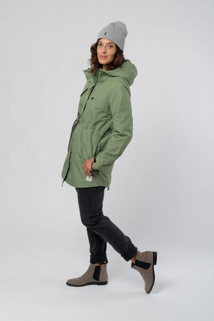 Active Coat Damen Sympatex aus recyceltem Polyester