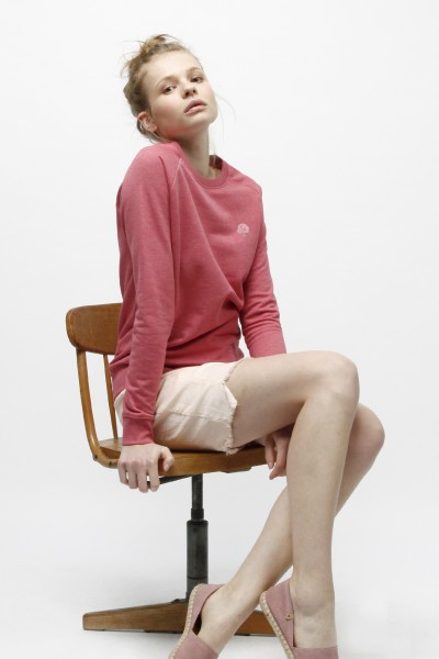 Kräftiges Bio Sweatshirt für Frauen
