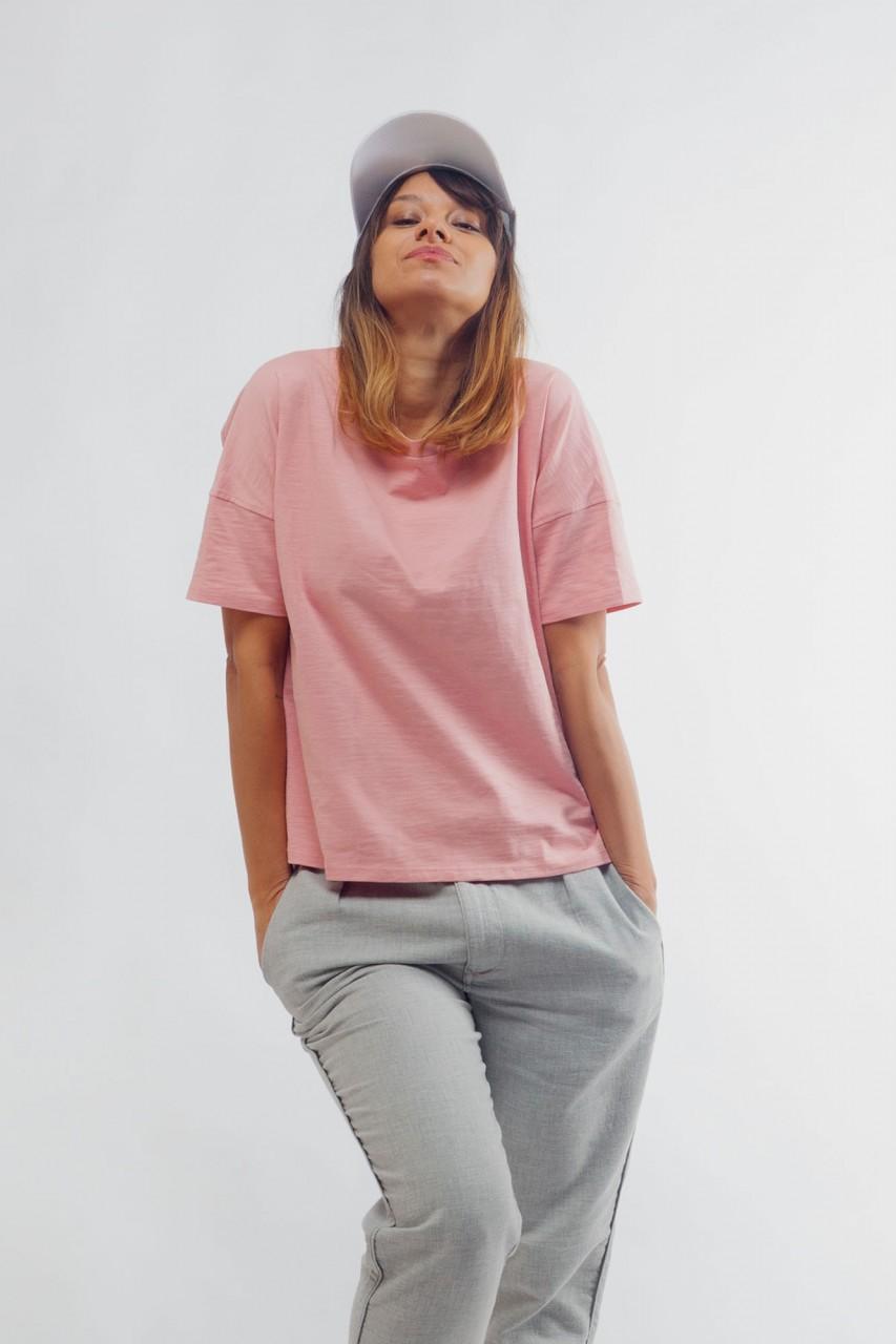Bio Baumwolle Hipster T-Shirt