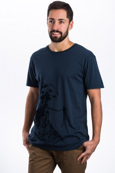 Brücke Bio Slim Fit T-Shirt