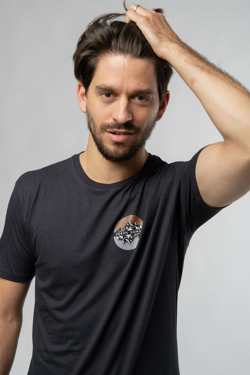 Urban Nomad Männer ECOVERO™ T-Shirt