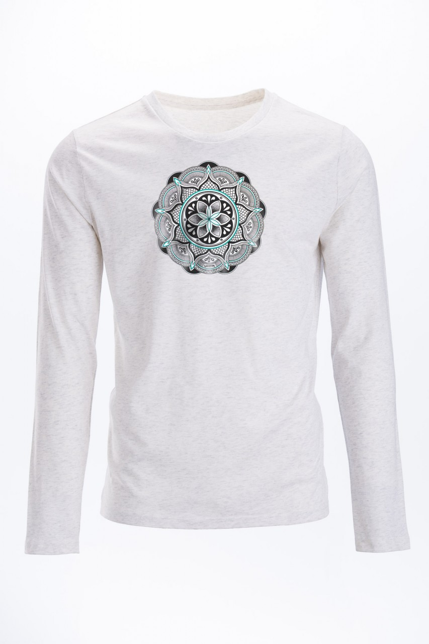 Shapes Mandala Longsleeve