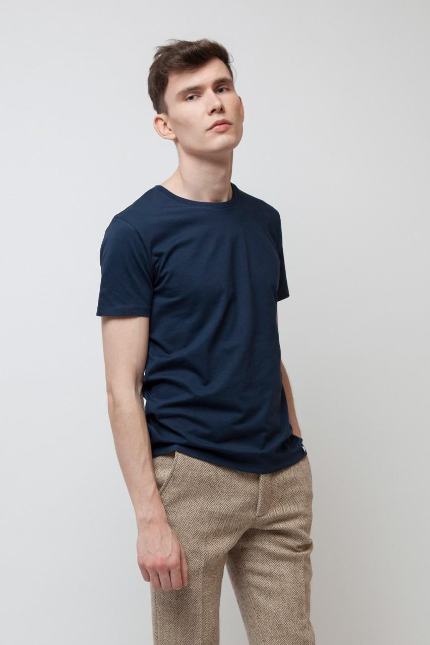 Bio T-Shirt Meliert