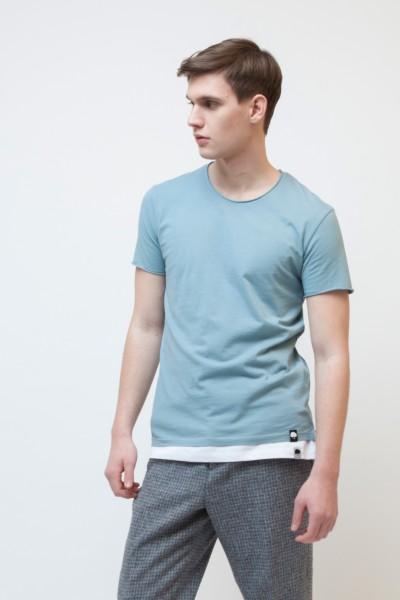 Vintage Wide T-Shirt für Männer
