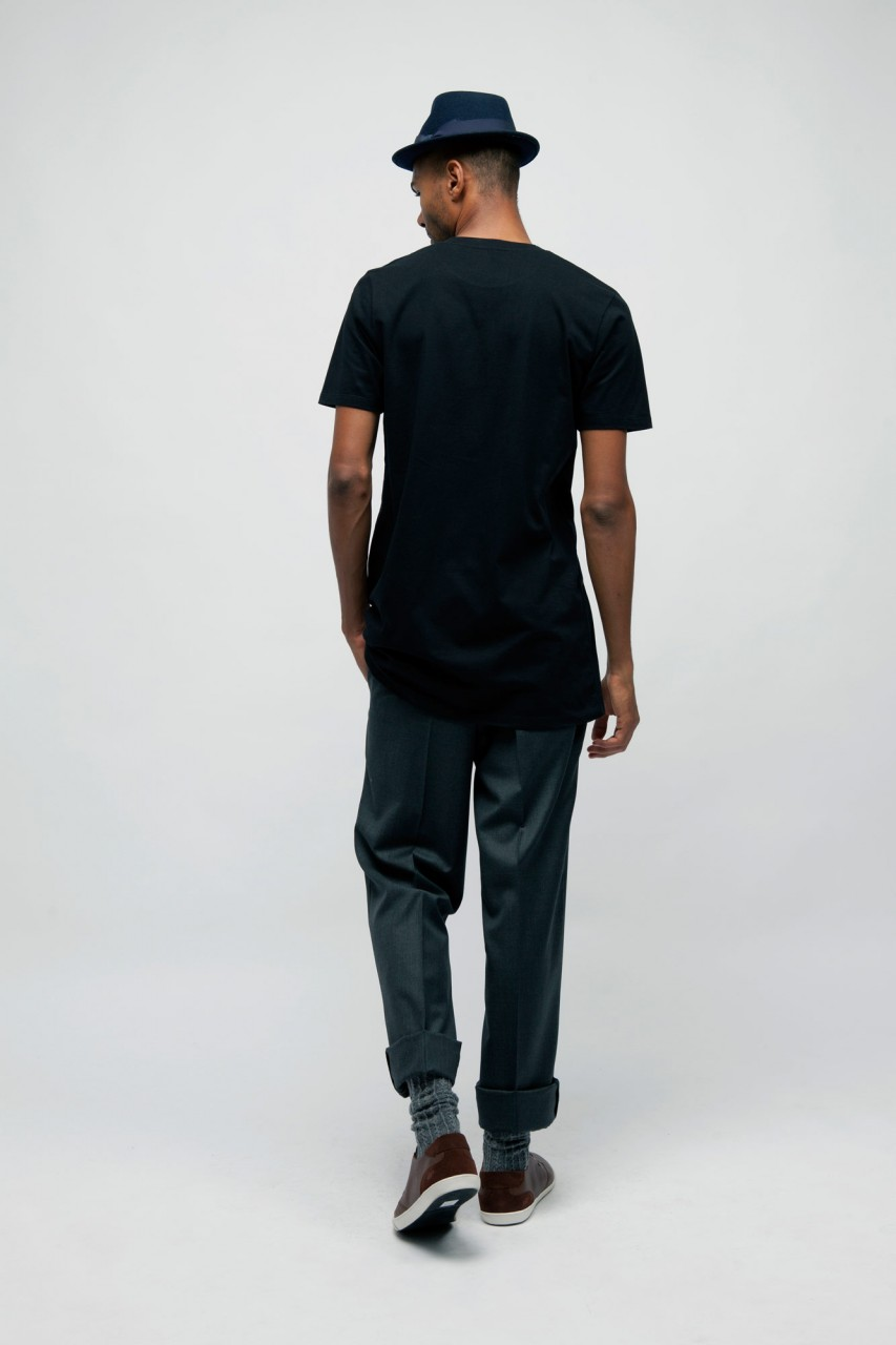 Long T-Shirt Basic Tee Fair Men  932dc842d3c