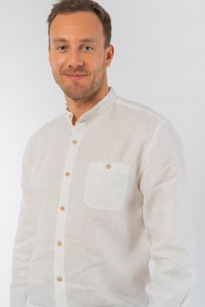 Schawola Hemd aus Hanf