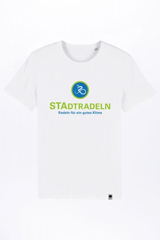 Stadtradeln Bio T-Shirt für Männer