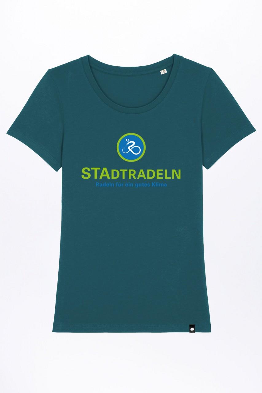 Stadtradeln T-Shirt für Frauen
