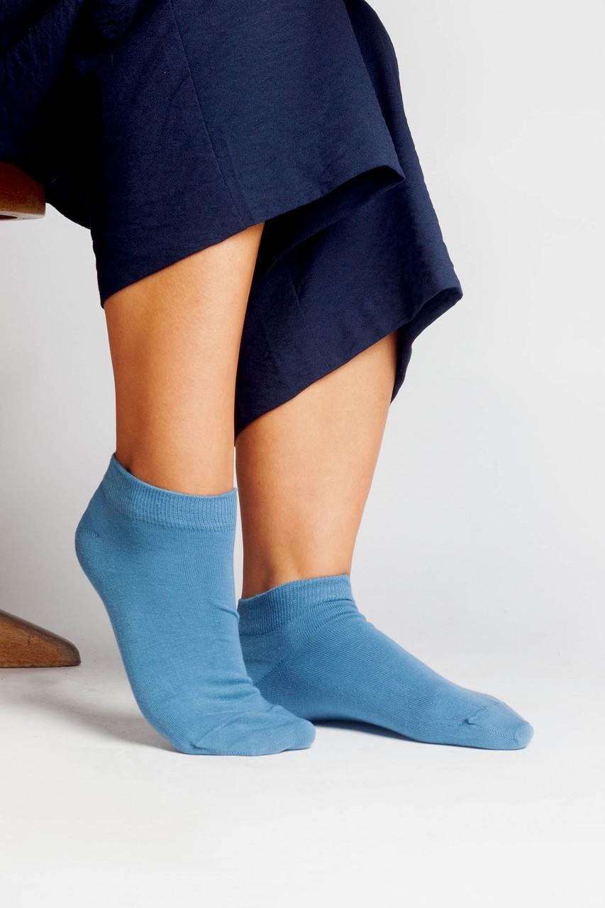 Damen Sneaker Socken aus Bio Baumwolle