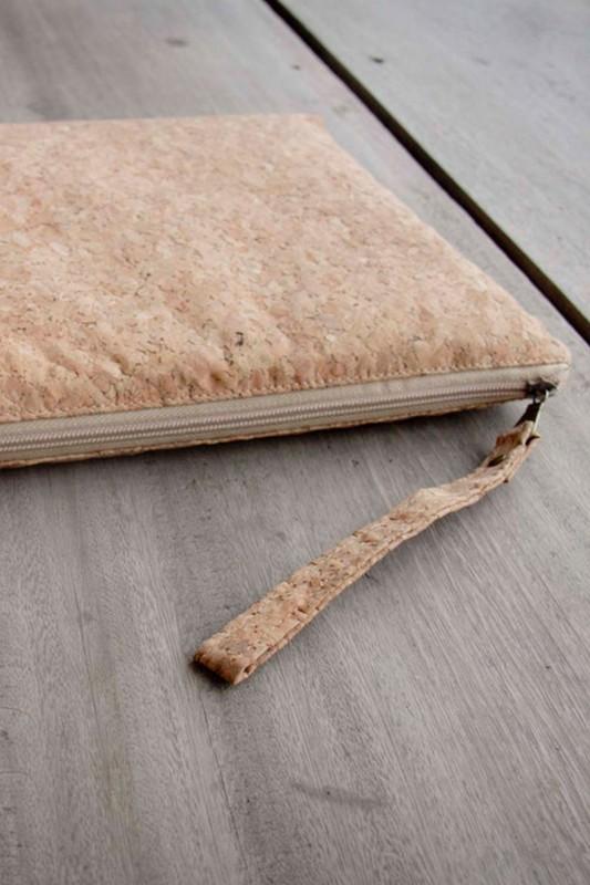 Laptop Case aus Kork, Notebook Tasche 13 & 15 Zoll