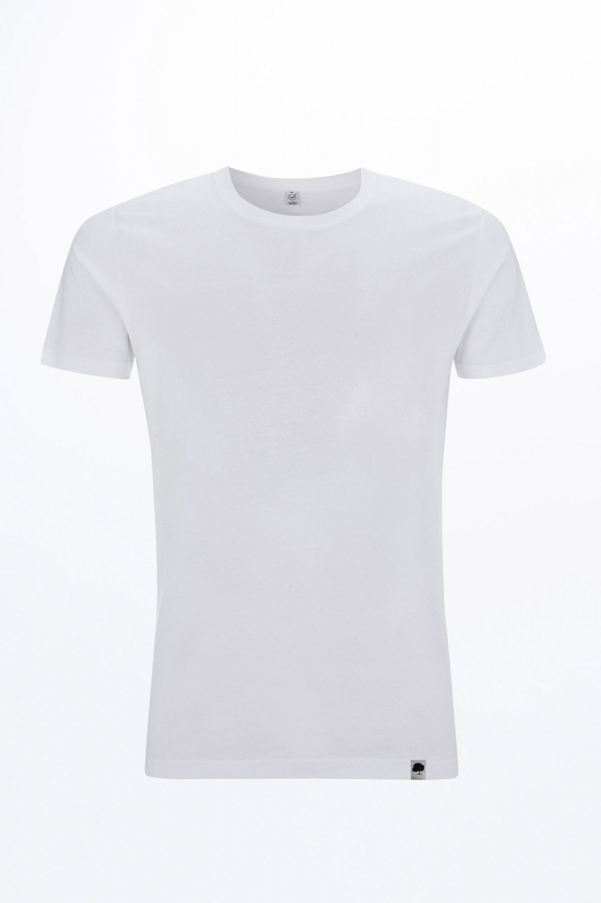 Slim Fit T-Shirt Bio Baumwolle