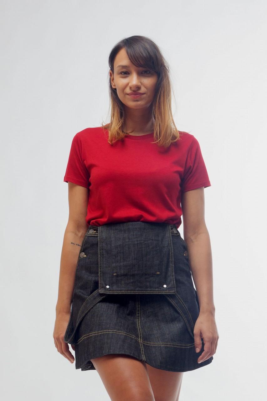 Ecovero™ Holz Frauen T-Shirt