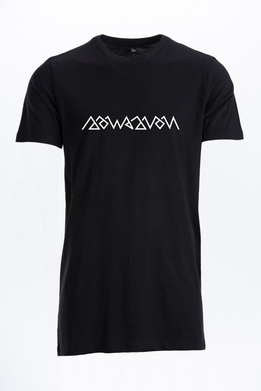 Sowasvon Long T-Shirt für Männer