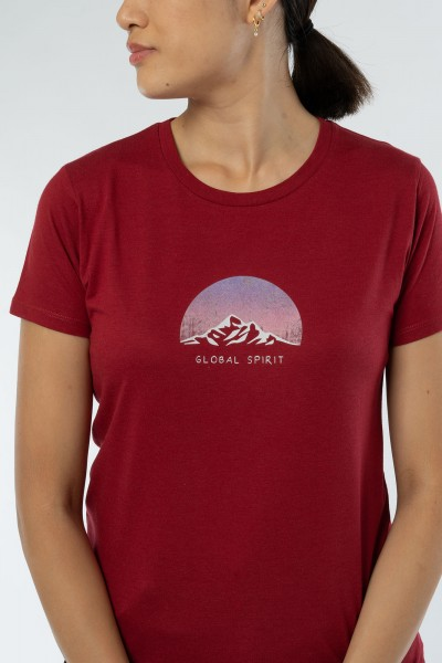 Global Spirit Frauen ECOVERO™ T-Shirt