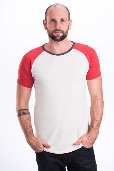 Raglan Fair Trade T-Shirt Männer