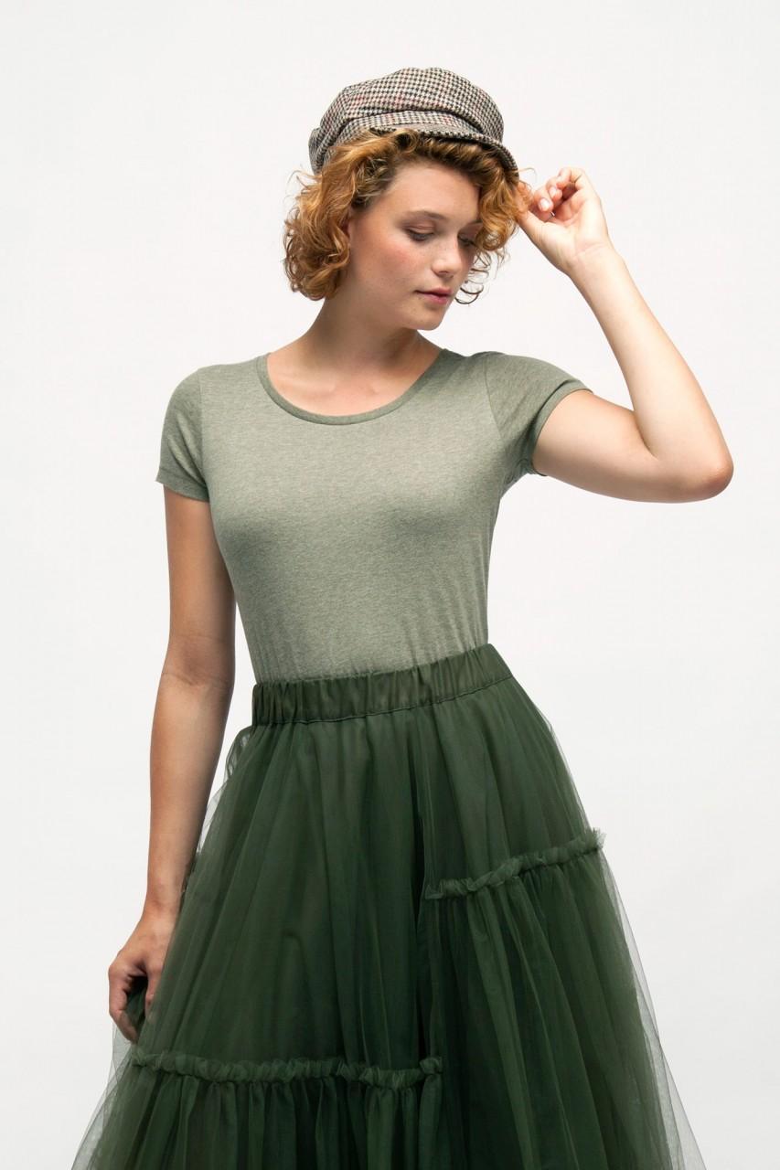 Standard T-Shirt aus Bio Baumwolle