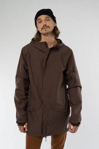 Active Coat Sympatex aus recyceltem Polyester