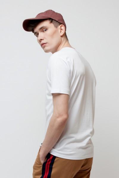 Öko Holz T-Shirt für Männer
