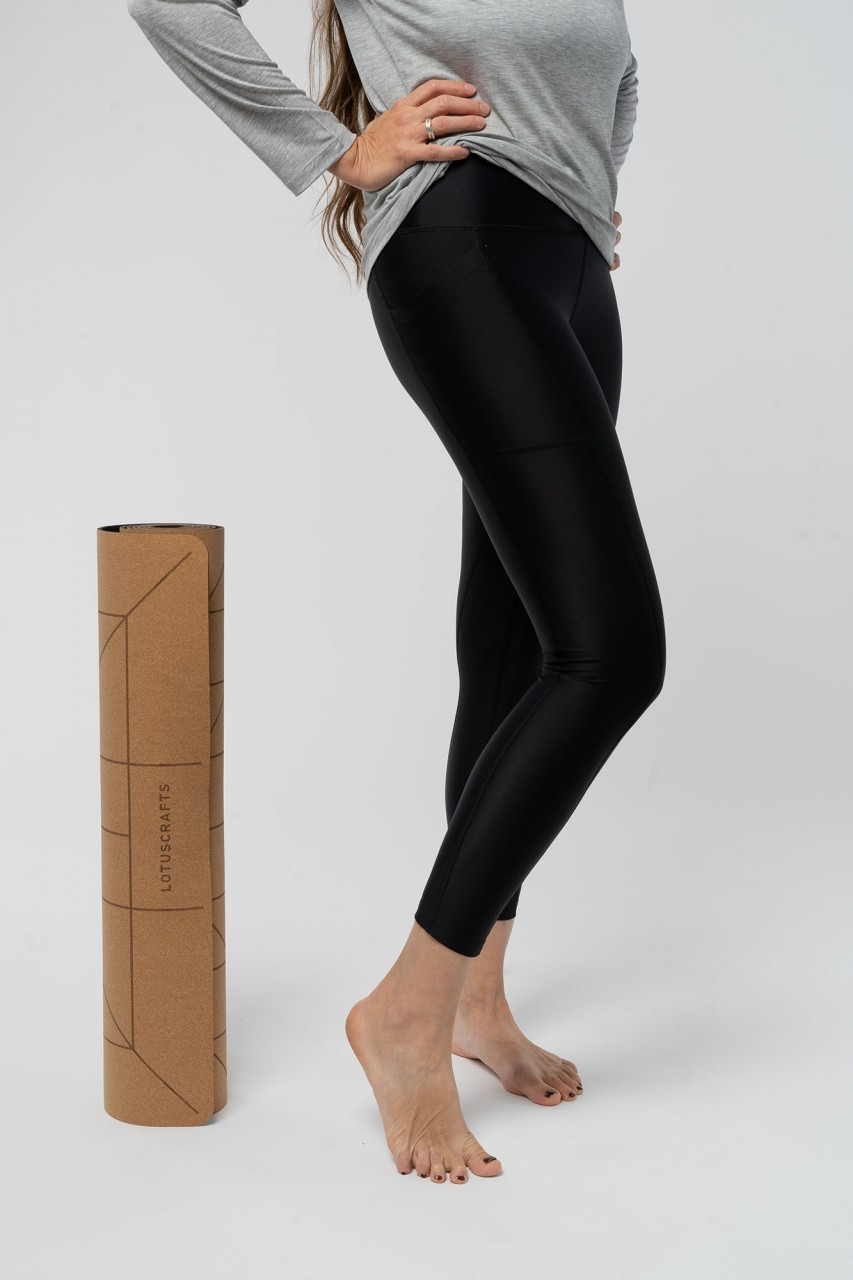 Fit For Future Yoga Leggings aus ECONYL ®