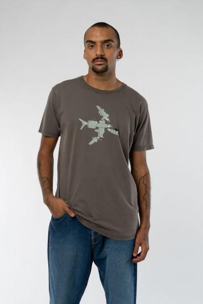 Birdie Vintage T-Shirt für Männer