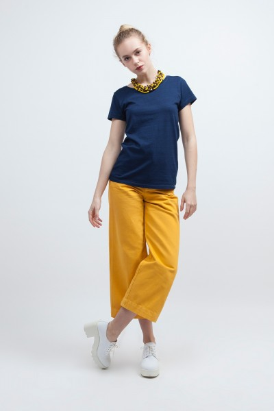 Nachhaltiges Frauen Washed T-Shirt