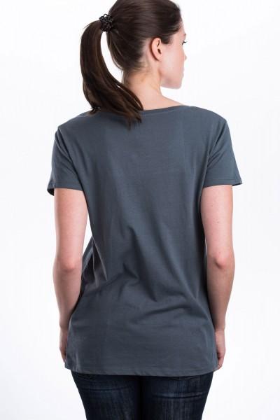 Mississipi Kites T-Shirt aus Holz Frauen