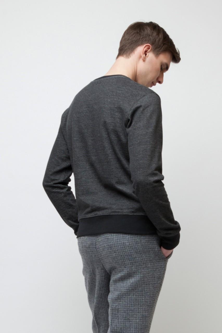 Nachhaltiges Bio Sweatshirt Männer