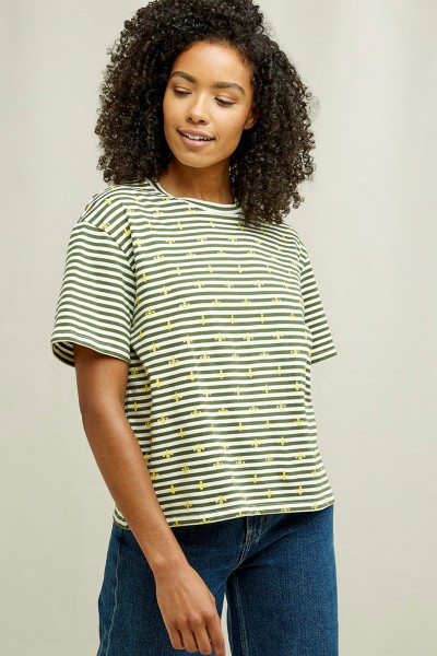Bee Striped T-Shirts