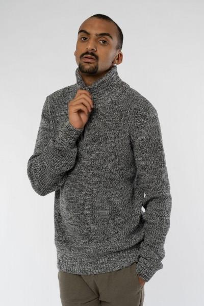 Knitter Troyer aus Bio Baumwolle