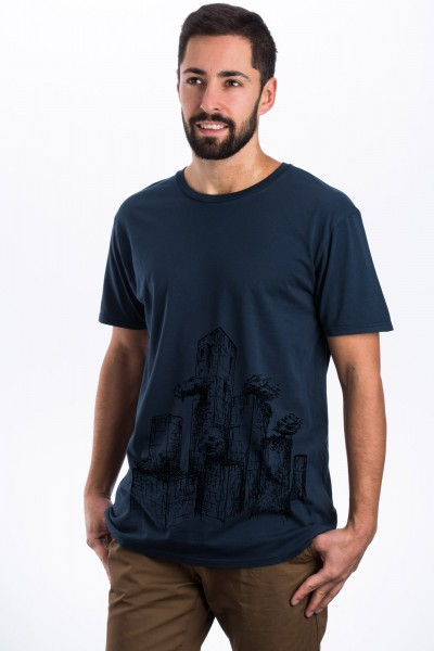Stadt Bio Vintage T-Shirt