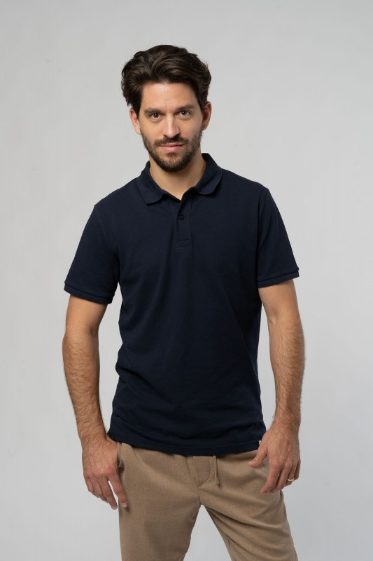Polo aus Bio Baumwolle