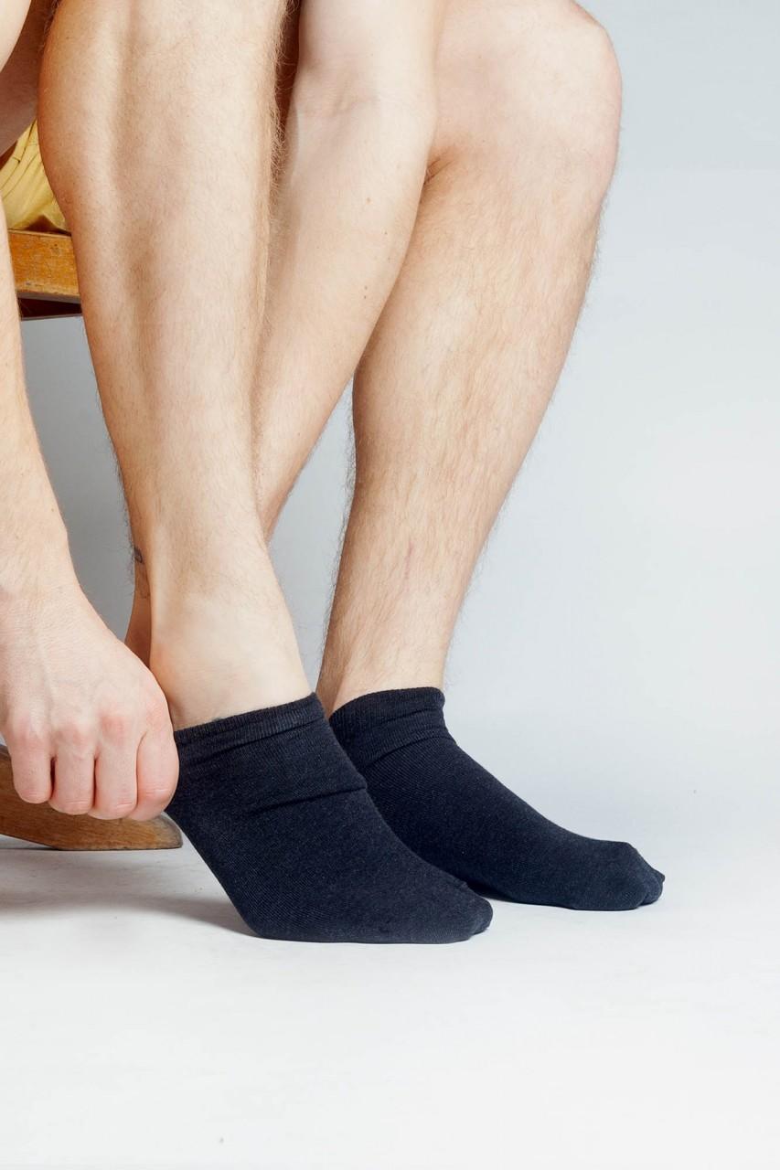 Herren Sneaker Socken aus Bio Baumwolle