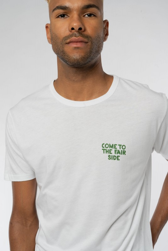 Bambus T-Shirt Fair Side für Männer