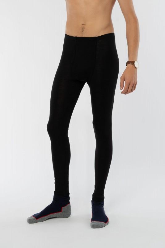 Lange Unterhose aus Wolle für Männer