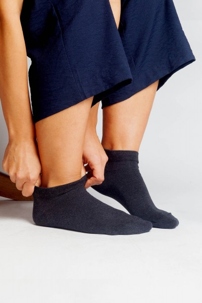 3er Pack Damen Sneaker Socken